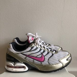 Lovely Nike AIRMAX Torch 4 {Pink & Gold}
